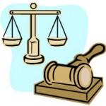 gavel & symbol